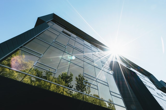 An office building can be a great commercial investment to capitalize on rental or lease income from tenants.