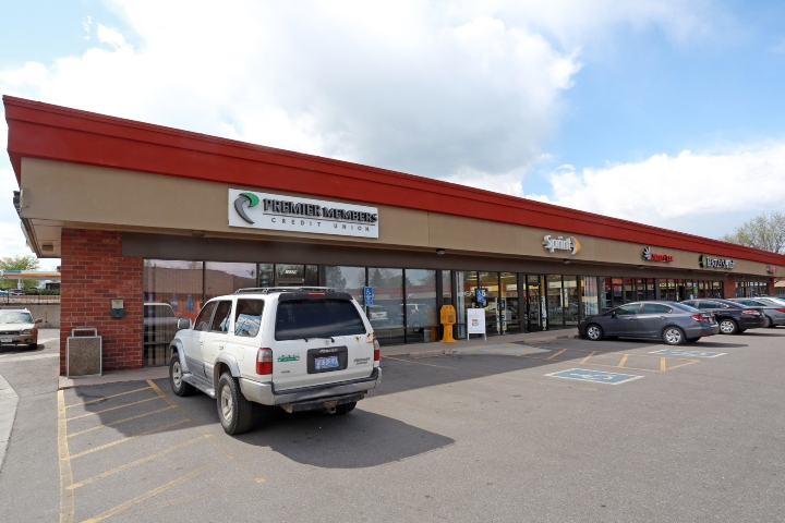 Photo of building at 6414 Ward Rd that  recently leased space with the help of Transworld Commercial Real Estate.