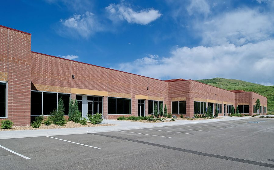Industrial Flex Space Leased within Denver Corporate Center